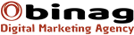 Obinag Digital Marketing Agency Logo